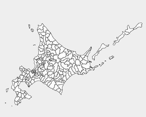 日本 地図 白 塗り Paintschainer